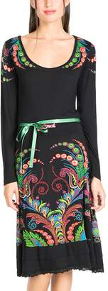 Desigual Women's Dress Lorena Rep