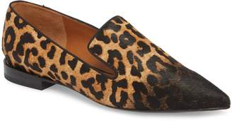 Franco Sarto Genuine Calf Hair Topaz Flat