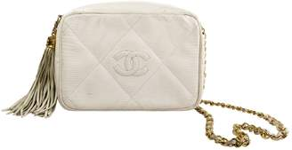 Chanel Camera lizard crossbody bag