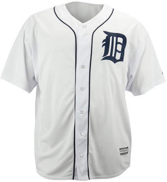 Majestic Mlb Men Big & Tall Shirt, Detroit Tigers Authentic Collection Jersey