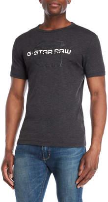 G Star Raw Tars Logo Tee