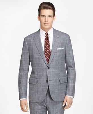 Brooks Brothers Own Make Plaid Suit