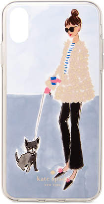 Kate Spade Brooklyite iPhone X Plus Case