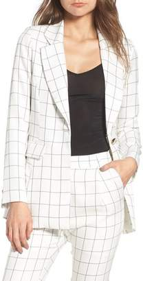 J.o.a. Plaid Blazer