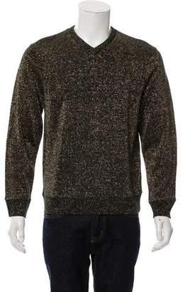 Supreme Metallic Tinsel Sweater w/ Tags