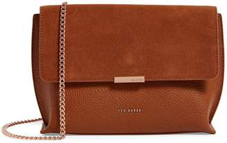 Ted Baker Lisa Suede Bar Cross Body Bag