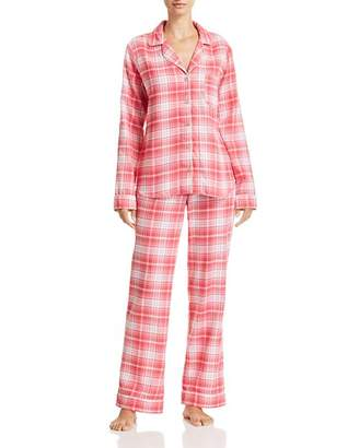 UGG Raven Plaid Flannel Pajama Set