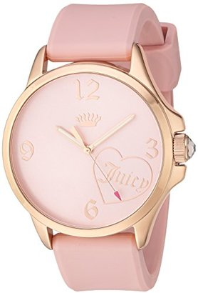 Juicy Couture (ジューシー クチュール) - Juicy Couture 女性 Watch クォーツ:バッテリー ウォッチ 海外出荷 1901575