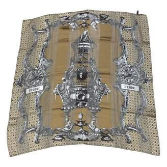 Gianfranco Ferre 100% Authentic Silk Scarf