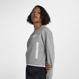 Nike Women's Crew Sportswear Tech Fleece