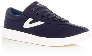 Tretorn Men's Nylite Plus Denim Low-Top Sneakers
