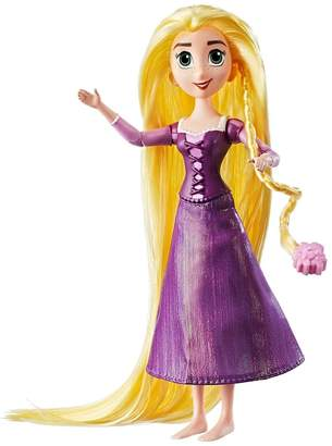 story. Disney Princess Tangled Rapunzel figure
