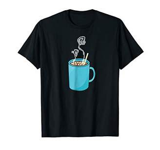 Hot Chocolate Cold Weather Winter Drink T-Shirt