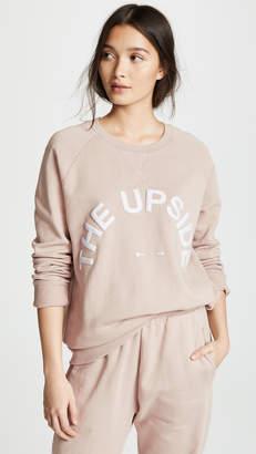 The Upside Sid Crew Sweatshirt
