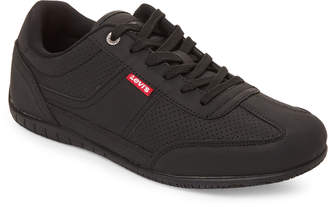 Levi's Black Upland Ultra Hyde Low-Top Sneakers