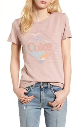 Junk Food Clothing Coke(R) Tee