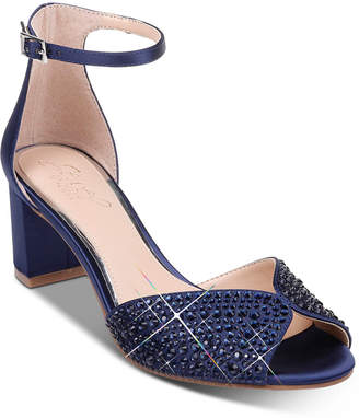 Badgley Mischka Sycamore Evening Sandals Women Shoes