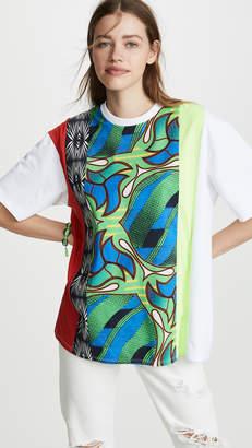 Koché Patchwork T-Shirt