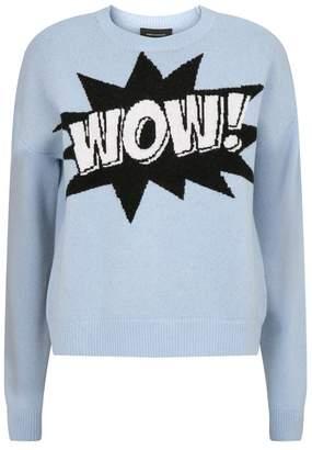 Robert Rodriguez Wow Wool Sweater
