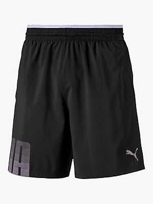 Puma Collective Woven Men's Training Shorts, Black
