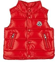 Moncler Infants' Bernard Down-Quilted Vest-Red