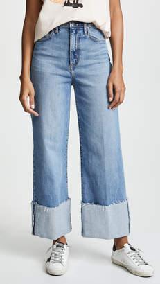 Milla Nobody Denim Cuffed Jeans