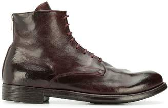 Officine Creative Hive lace-up boots
