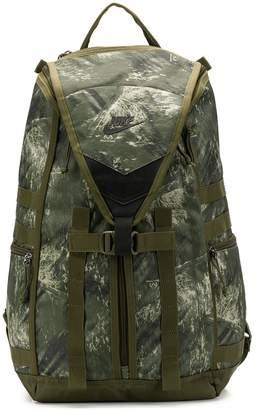 Nike camouflage print backpack