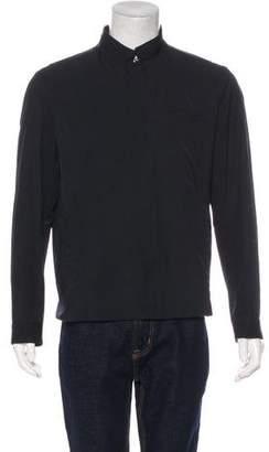 Theory Woven Chore Jacket