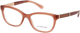 Burberry BE2232 Light Brown Cat Eye Optical Frames
