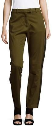Public School Women's Solid Cotton Pants