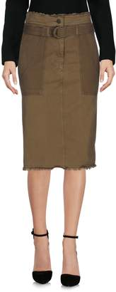 Vanessa Bruno Knee length skirts - Item 35328960SW