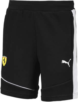 Scuderia Ferrari Boys' Sweat Shorts JR