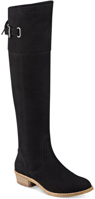 G by GUESS Aikon Over-The-Knee Boots $89 thestylecure.com