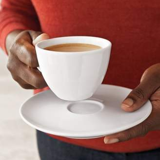 Sur La Table Cafe Collection Bistro Cup and Saucer, 5 oz.
