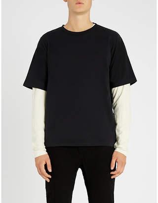 Unravel Vintage Skate cotton-jersey T-shirt