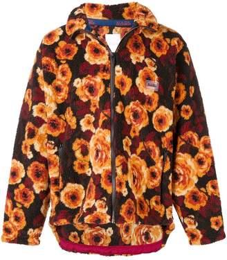 Martine Rose Napa By floral printed cardigan