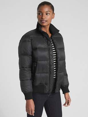 Gap Puffer Bomber Jacket