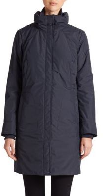 Hooded City Parka $1,295 thestylecure.com