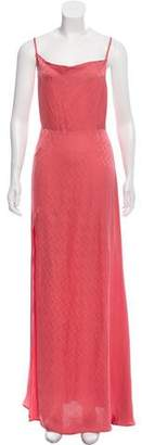 Reformation Silk Brocade Silk Dress w/ Tags