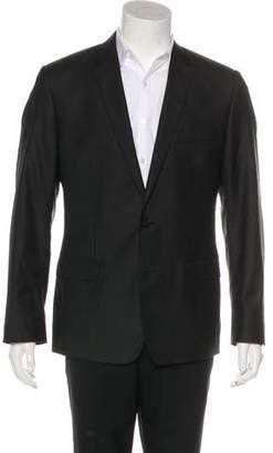 Dolce & Gabbana Woven Wool Blazer