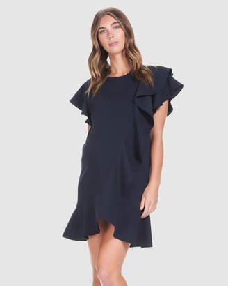 Soon Sarah Ruffle Dress
