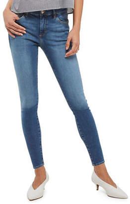 Topshop PETITE Sidney Jeans 28-Inch Leg