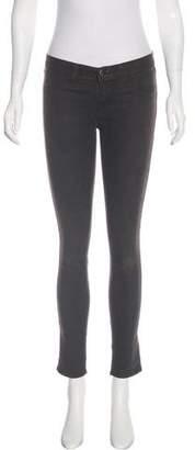 J Brand 901 Legging Low-Rise Jeans