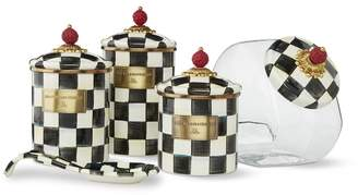 Williams-Sonoma Mackenzie-Childs Courtly Check Countertop Collection