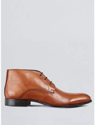 ed30a80b4f3 Mens Tan Leather Chukka Boots - ShopStyle UK