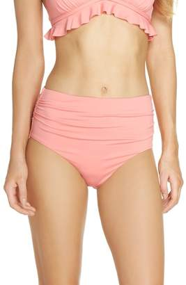Chelsea28 High Waist Bikini Bottoms