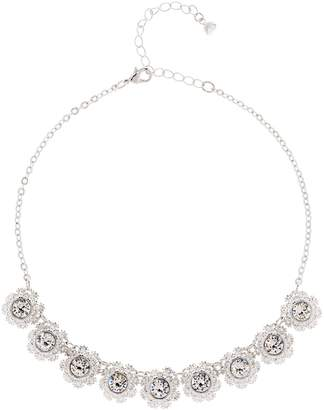 Ted Baker T15790102 Crystal Daisy Lace Necklace