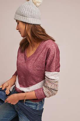 Amadi Dreamland Colorblocked Pullover