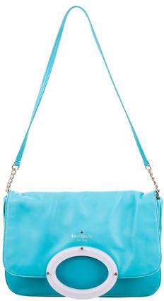 Kate Spade Kate Spade New York Leather Fold-Over Bag